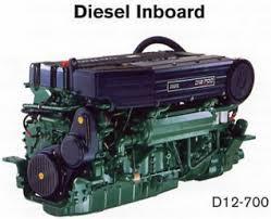 diesel inboard