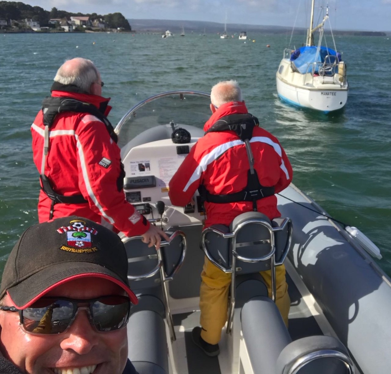 powerboat instructors